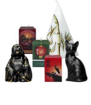 Восточная коллекция свечей
