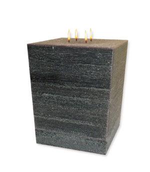 candle pyramid